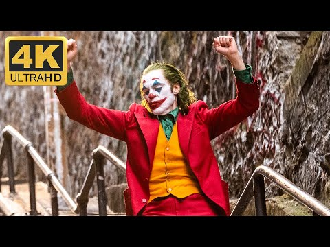 Танец Джокера. Джокер(2019) [4K ULTRA HD]