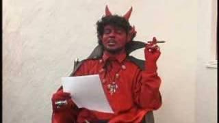 Desabafo com o Diabo