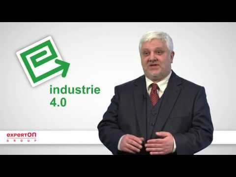 Industrie 4.0 Technology Stack - Experton Group - Andreas Zilch