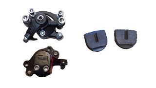 BOLI и FLAME как поставить дисковые тормоза на велосипед, установка, настроить и регулировка.(Мой ВК https://vk.com/id263241899 Полезные видео с моего канала, о ремонте велосипеда. 1) Задняя втулка колеса обслуживан..., 2015-05-20T18:47:54.000Z)