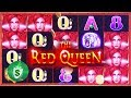 The Red Queen slot machine, Last Game from 6 days in Las Vegas