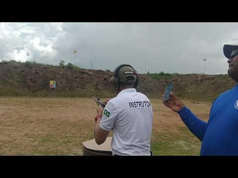 Treinamento no Clube de Tiro Búfalo - Acre