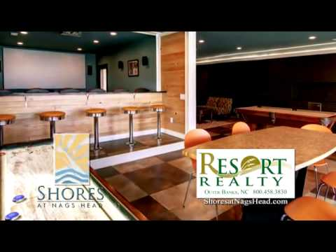 Nags Head Luxury Oceanfront Vacation Homes