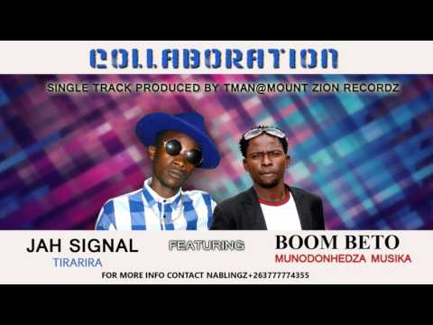 Jah signal feat Boom beto Mairevei (Official Audio)