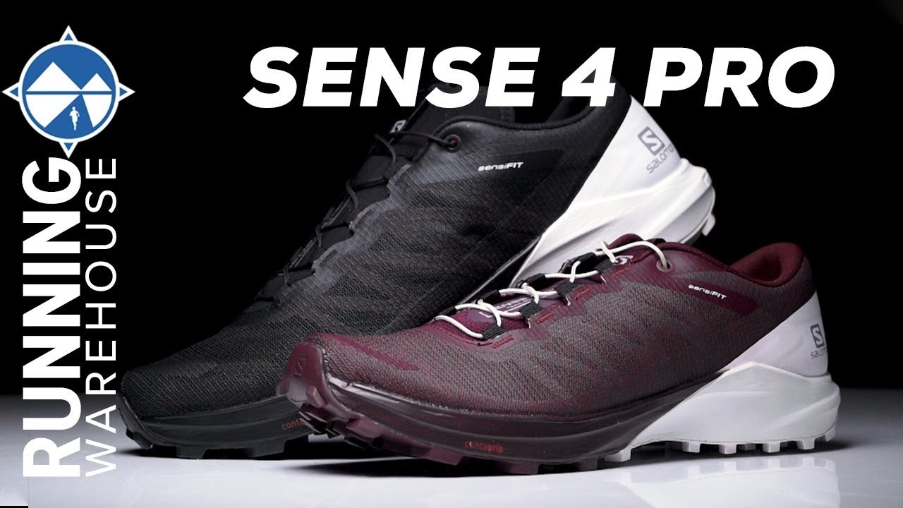 Gear review: A first look at the Salomon Sense Pro trail