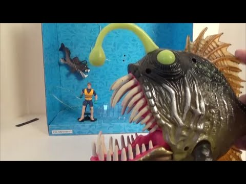 Unboxing Anglerfish & Octopus by Animal Planet Deep Sea Creature @ Toys R Us Angler Fish