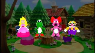 Mario Party 9 N64 Pack (Added Birdo, Testing Icons, & Music)