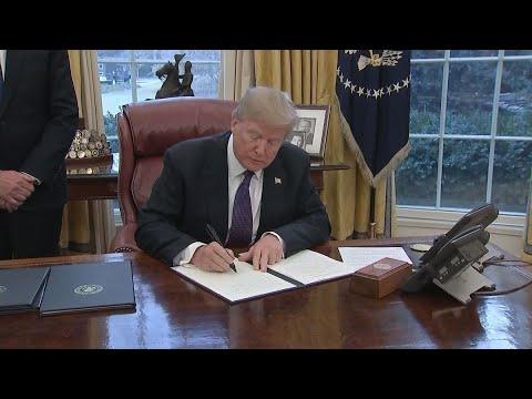 Trump Eyes Tariffs for Steel, Aluminum