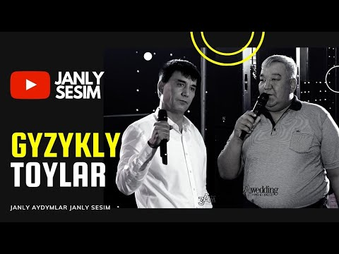 AMAN KADYR HEMRA TAMADA GOSGY GOLLARYNDAN TURKMEN TOY JANLY SESIM 2020