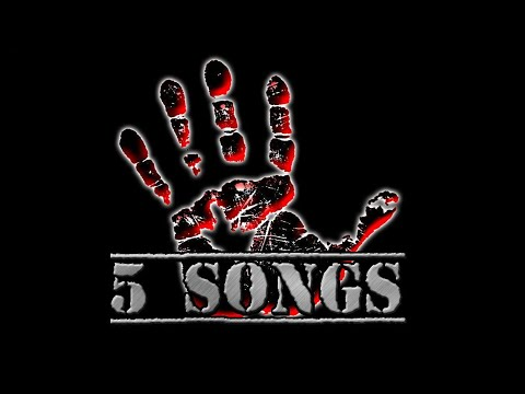 5 Songs Podcast - Episode 1.04 - Sean Robinson Of Dennis's Music