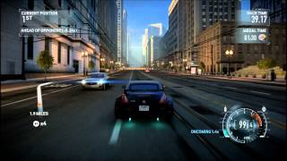 NEED FOR SPEED THE RUN AEM Intake Challenge Series (MAX SETTING