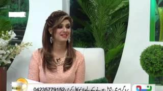 Neo Pakistan with Marium Ismail - 17 February 2016 - Sohail Warraich - P1