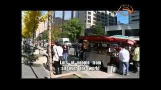 Еда на улицах США / Улица объедения / Eat street