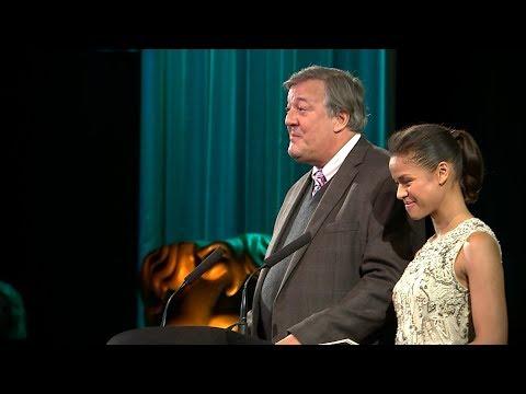 Stephen Fry reveals prostate cancer battle  ITV