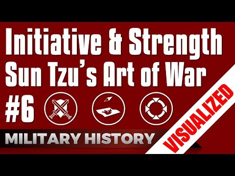 Initiative & Strength: Sun Tzu's Art of War - Chapter 6
