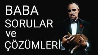 Baba Sorular GEOMETRİ - 1 Video