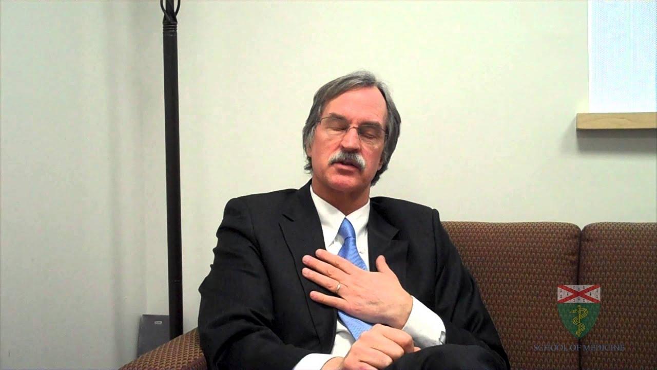 Meet Dr. Frank Detterbeck