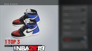 nba 2k19 free shoes