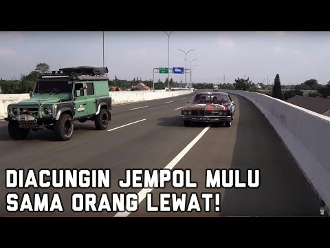 Mudik Kacau Pake Chevrolet Impala 1966 Bareng Jamet [CarVLog]