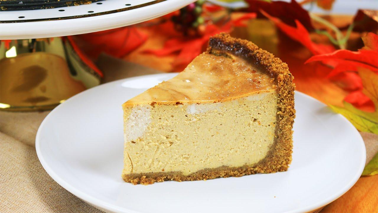 Spiced Pumpkin Latte Cheesecake Dalya Rubin It S Raining Flour