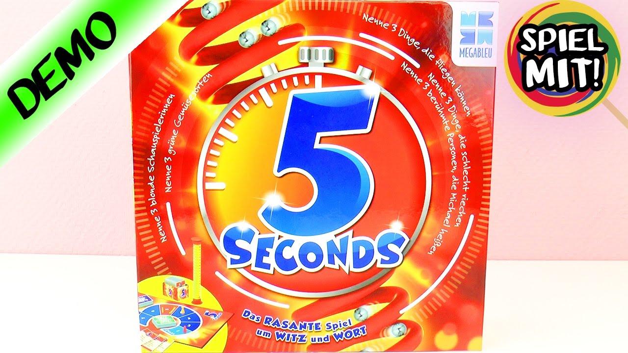5 Sekunden Spiel