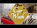 ASMR Car Wash Role Play (With Real Car Wash Sounds)