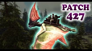 ARK Survival Evolved Patch 247 -  Archaeopteryx, Tapejara, Night Vision Goggles & more! ARK UPDATE