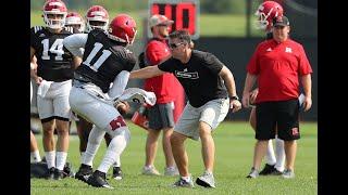 Rutgers' John McNulty breaks down QB battle