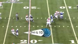 Andrew Luck vs Kansas City Chiefs Highlights