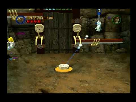 Glitch 4 Lego Indiana Jones Quicksand Er Button Youtube