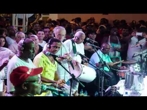Fundo de Quintal   Roda de Samba ao Vivo 2015 By Zola