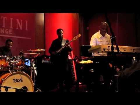 Dwayne Smitty Smith, bass solo, Michael Lington Event