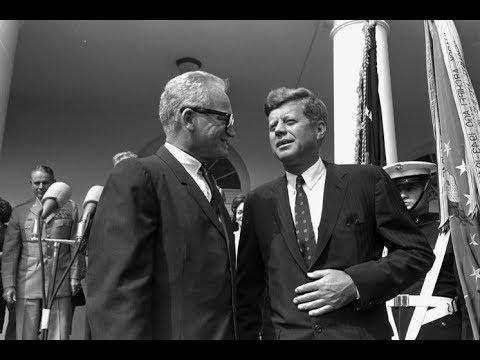Alternate History 1964- JFK vs Barry Goldwater