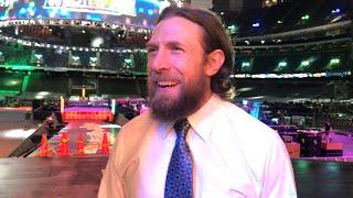 Daniel Bryan recreates his WrestleMania 30 experience: WrestleMania Diary