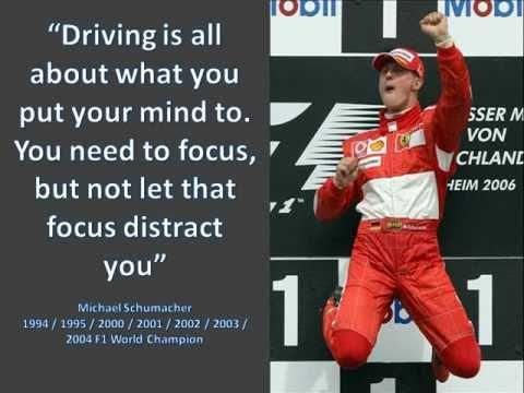 IZone Driver Performance Motivation Motorsport Sports Quotes Enzo Mucci    YouTube
