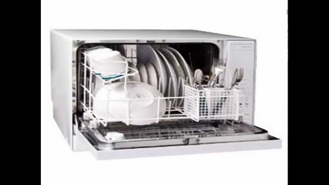 Best Countertop Dishwashers For Small Spaces - YouTube