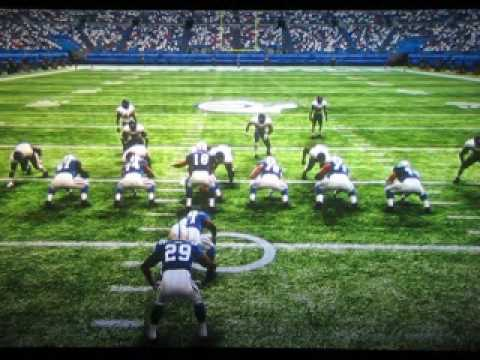 Inside Run With Madden 2009 To Compare To All Pro Football, Must Be Fixed in 2010