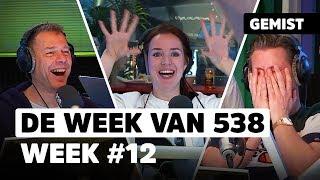Wie is er boos op Henk Blok!? | De Week Van 538