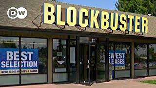 The worlds last Blockbuster video store | DW Stories