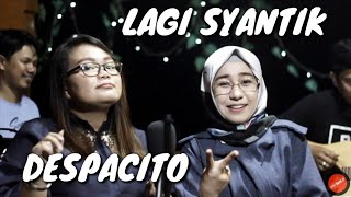 Download Lagi Syantik Medley Despacito - Prisha Feat. Dilla (Cover) Mp3 and Videos
