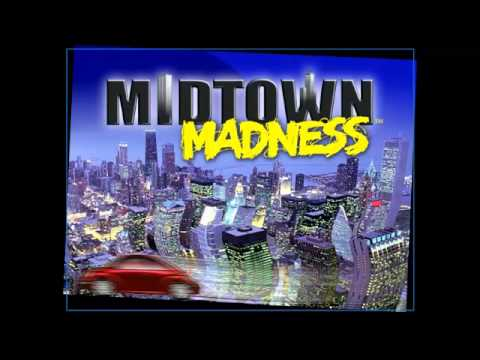 Midtown Madness Music: #12 - Frayed Ends (Full Version)