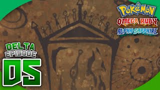 pokmon omega ruby and alpha sapphire walkthrough delta episode part 5 the sky pillar