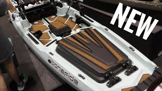 NEW Bonifide Kayaks: motor options, & special edition themes