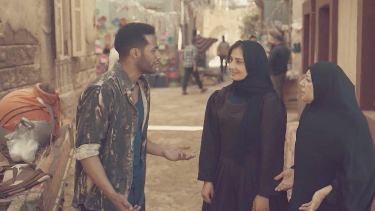 عرض زلزال علي طلبات الفول في الموقف / مسلسل زلزال - محمد رمضان