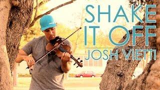 Taylor Swift - Shake It Off (Josh Vietti Violin Cover)