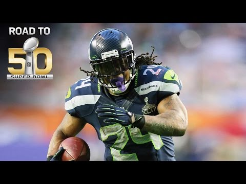 Road to Super Bowl 50: Seahawks