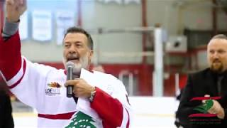 Lebanon Hockey vs Argenteuil HC - Highlights