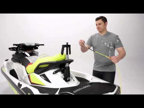 Sea-Doo Retractable Ski Pylon