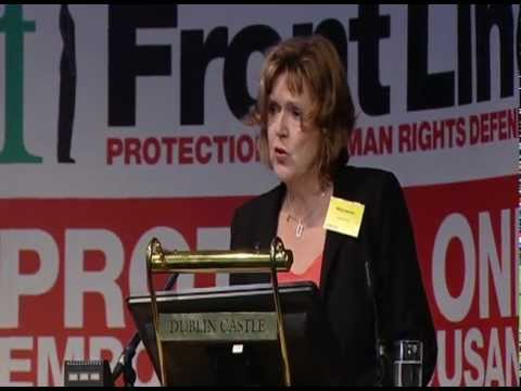 Mary Lawlor Speech at 6th Dublin Platform.mov