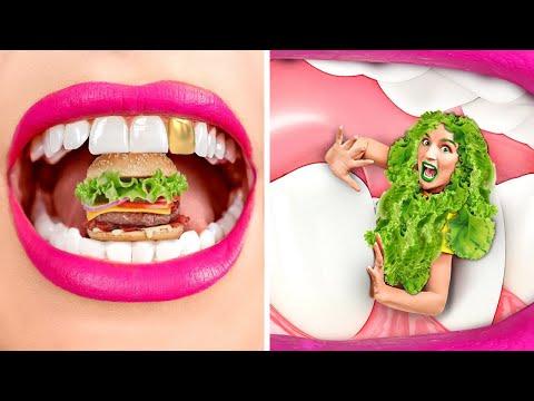 ชาเลนจ์อาหารแพง VS อาหารถูก ! นักเรียนรวย VS นักเรียนจน ! กินแต่อาหารราคาถูก โดย 123 GO! CHALLENGE